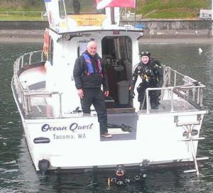 Ocean Quest Boat